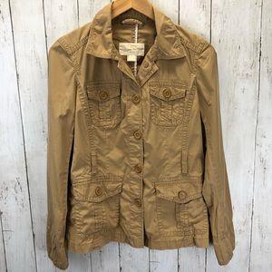 J. Crew Chino Classic Twill Jacket Sz S ::UU21